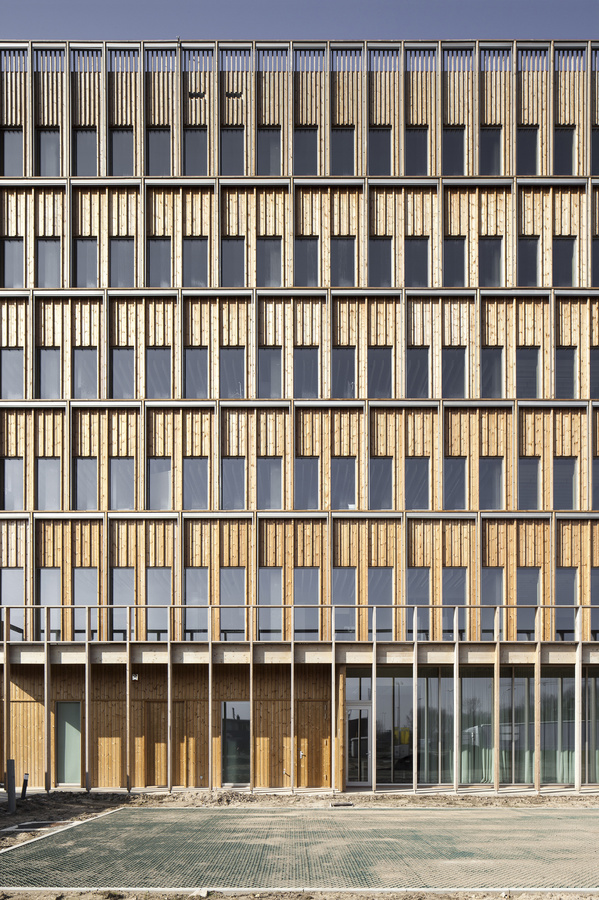 wooden office buildings. The Office Building Won Belgian Prize Of Architecture 2015 In Category \u0027non-residential Private Use\u0027. Wooden Buildings